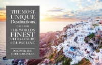 luxury in the mediterranean with seabourn